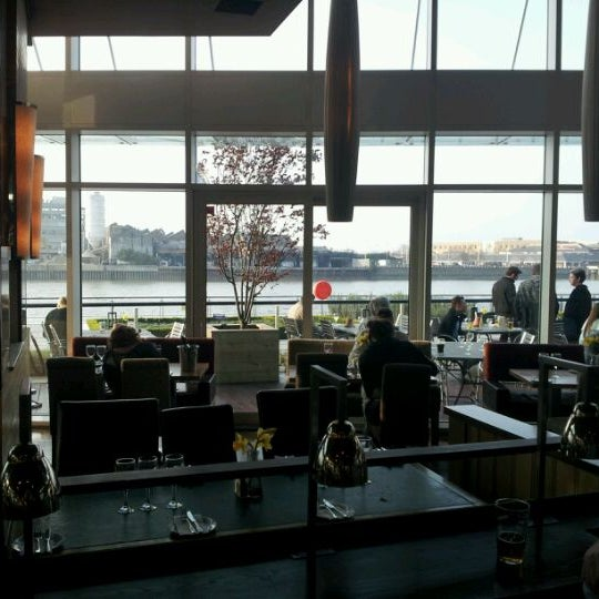 Photo taken at The Waterfront by El B. on 3/30/2012
