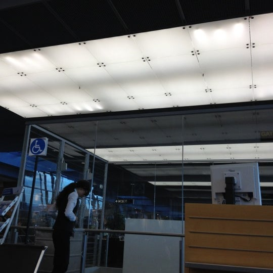 Photo taken at Terminal 3 by urs d. on 5/16/2012