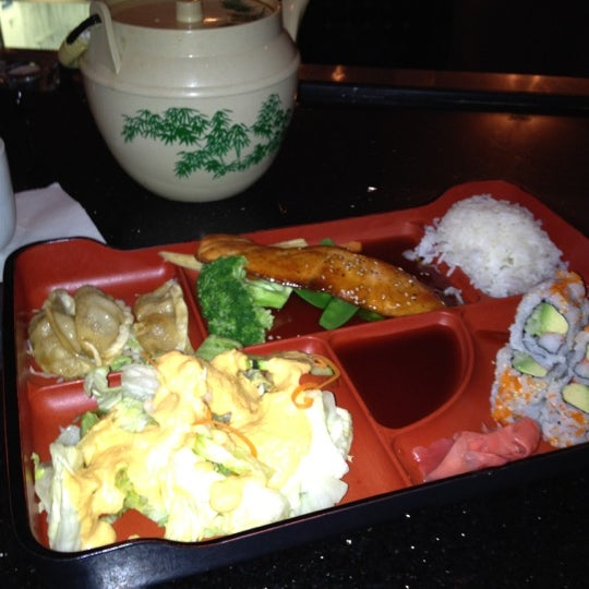 Photo taken at Kyoto Japanese Restaurant by Jeff C. on 4/3/2012