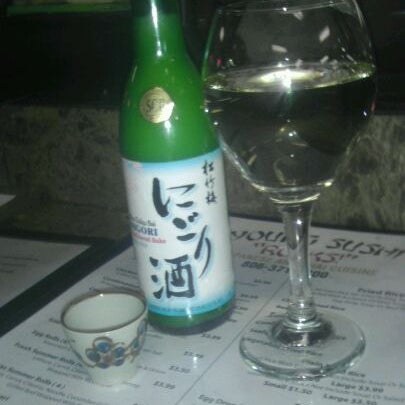 Photo taken at Young Sushi by Jeffery B. on 2/15/2012