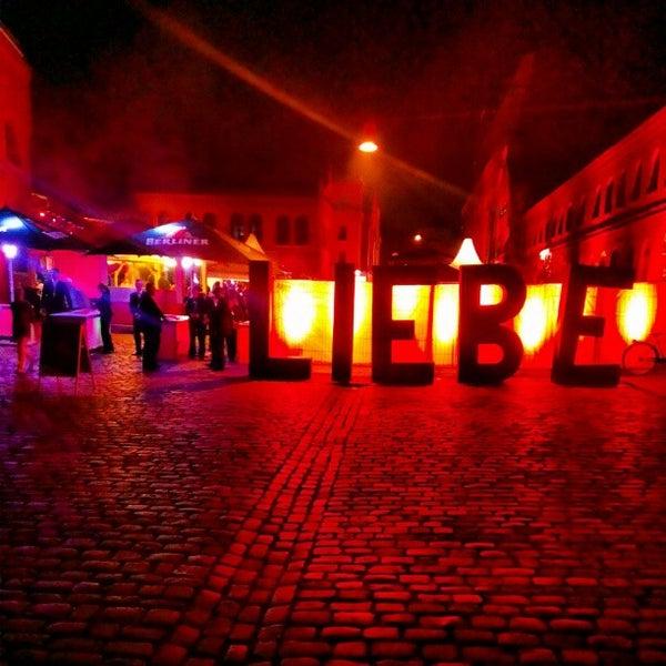 Photo taken at Kulturbrauerei by Mario S. on 9/10/2012
