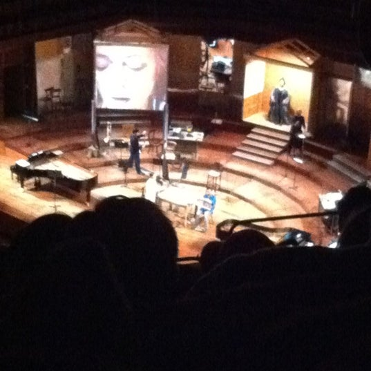 Photo taken at Louise M. Davies Symphony Hall by Margaret A. on 3/11/2012