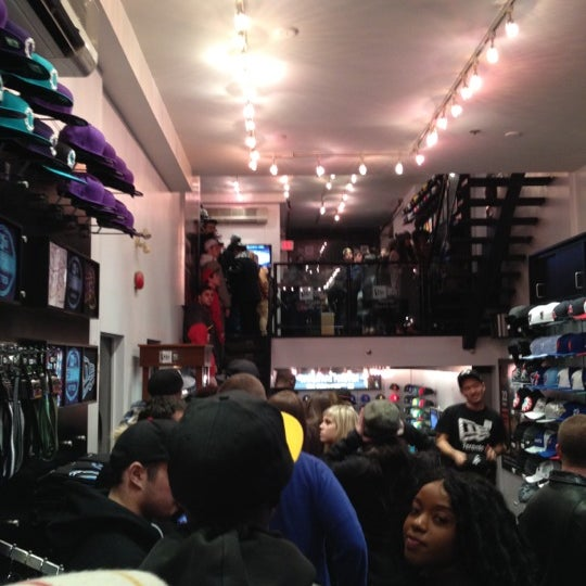 New age clothing store