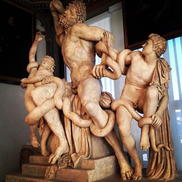 Photo taken at Uffizi Gallery by Felix M. on 9/2/2012