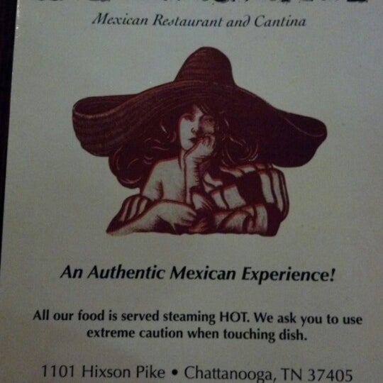 Las margaritas mexican restaurant in chattanooga for Jj fish and chips