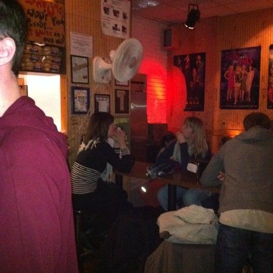 Photo taken at Burger Joint by Ferdi H. on 1/14/2011