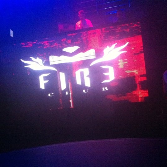 Photo taken at Fire Club by Dalbert B. on 9/7/2011