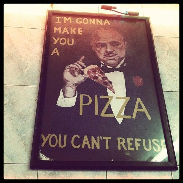 Photo taken at Antonio's Pizzeria by Zach L. on 8/5/2012