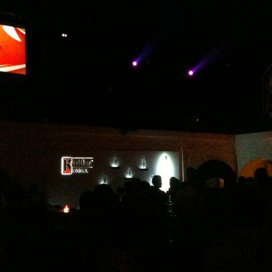 7/28/2012 tarihinde Gök 🇹🇷 ..ziyaretçi tarafından NewOld Club'de çekilen fotoğraf