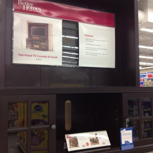 Photo taken at Walmart Supercenter by Adam S. on 3/22/2012