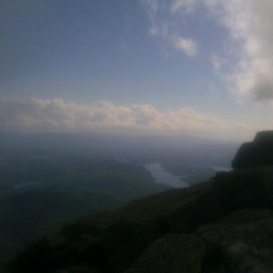 Photo taken at Whiteface Mountain by Stefan C. on 5/23/2012