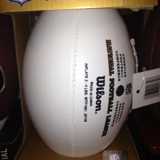 Photo taken at Sports Authority by Lisa F. on 6/23/2012