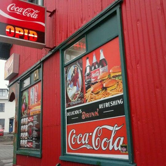 Fast Food Restaurant Reykjavik
