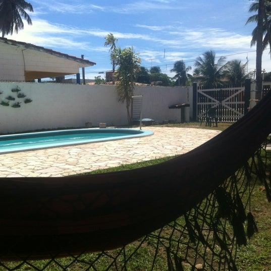 Foto tirada no(a) La Rocca Brasil - Beach Hostel Porto de Galinhas por Estefania V. em 4/3/2012