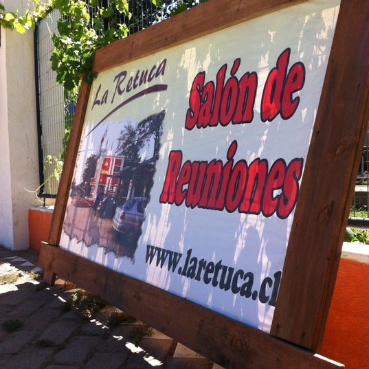 Photo taken at La Retuca by Francisca B. on 2/28/2012