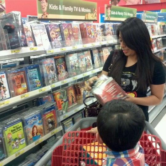 Photo taken at Target by Richie R. on 3/4/2012