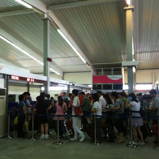 Photo taken at Taipa Ferry Terminal by Ceci on 6/25/2012
