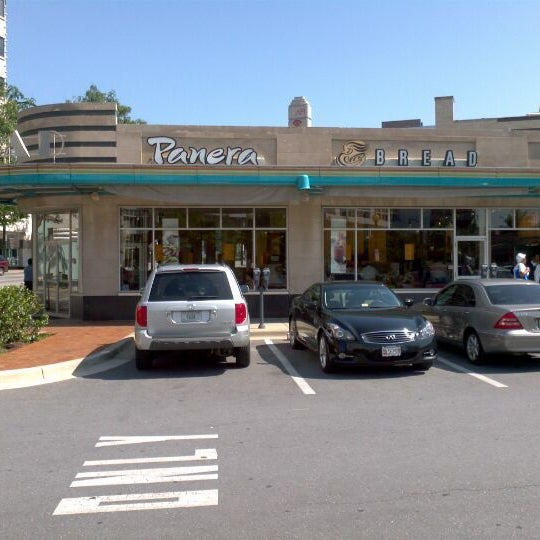 Photo taken at Panera Bread by Adrian M. on 5/24/2012