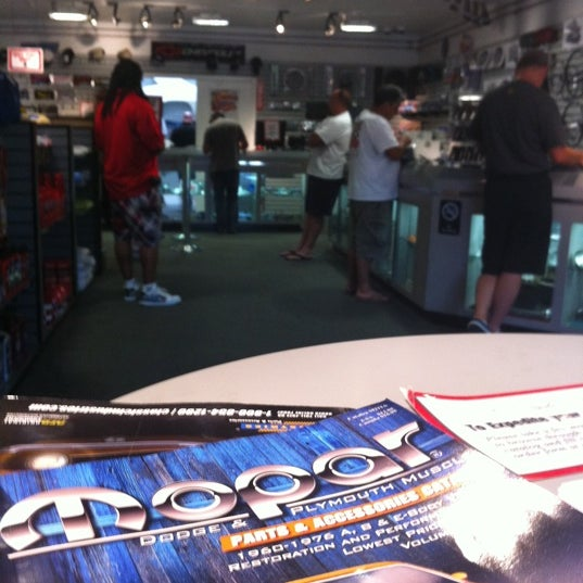Photo taken at Classic Industries by Maeling L. on 8/31/2011