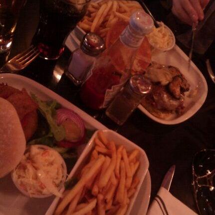 Veggie burger and Italian burger were great!