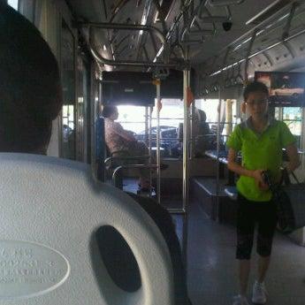 Photo taken at BRT วัดปริวาส (Wat Pariwat) by Darta D. on 12/31/2011