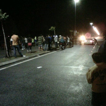 Photo taken at Eye On Malaysia Melaka Sprint Race by Zaid on 12/24/2011