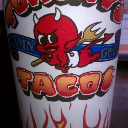 Photo taken at Torchy's Tacos by Joseph R. on 12/19/2011