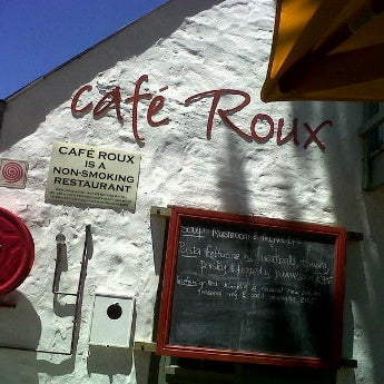 Photo taken at Cafe Roux by Shawn C. on 1/27/2012