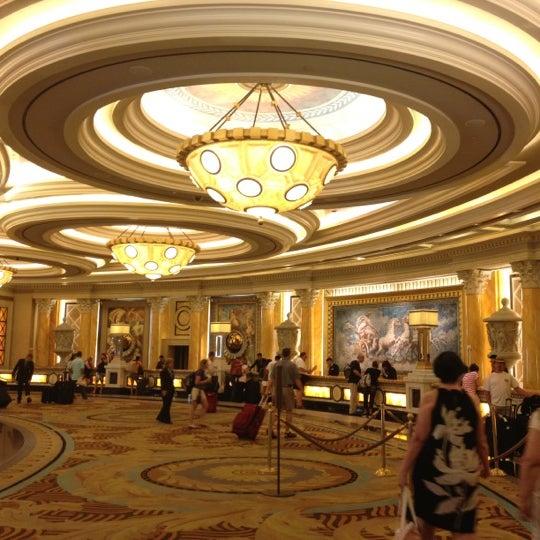 Photo taken at Caesars Palace Hotel & Casino by Karen H. on 5/3/2012