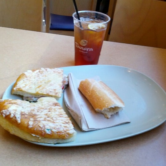 Photo taken at Panera Bread by Christopher D. on 6/13/2012
