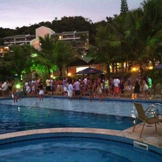 Foto tirada no(a) Infinity Blue Resort & Spa por André Soares T. em 3/25/2012