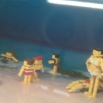 Photo taken at The LEGO Store by Jeremy (dirtybitpodcast) K. on 12/27/2011