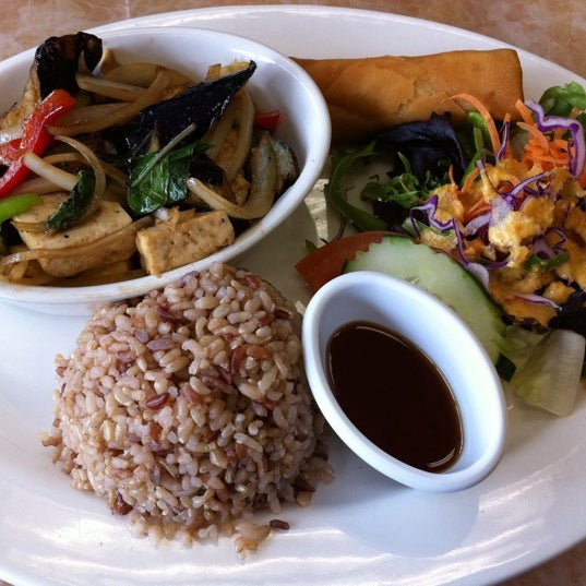Vegan Thai Food Pasadena
