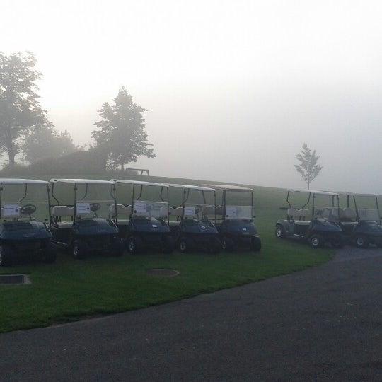 Photo taken at Ypsilon Golf Resort Liberec by Marek B. on 7/5/2012