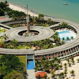 Foto tirada no(a) Tropical Hotel Tambaú por Paulo A. em 9/7/2012