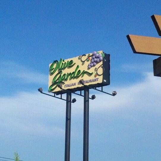 photo taken at olive garden by brad f on 7272012 - Olive Garden Greenwood