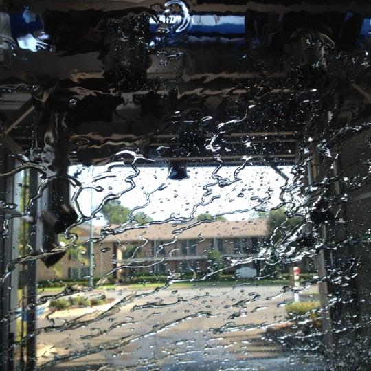 Photo taken at Carmel Car Wash by Kat T. on 7/4/2012