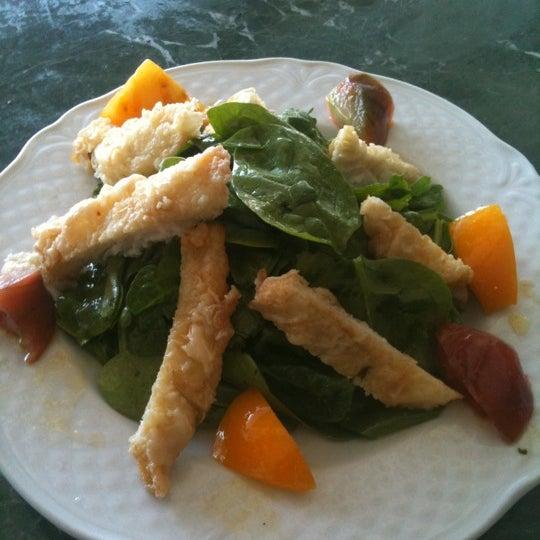 Lunch special Pesce in Carpione