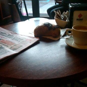 Photo taken at Bar Vittoria by Bob C. on 1/12/2012