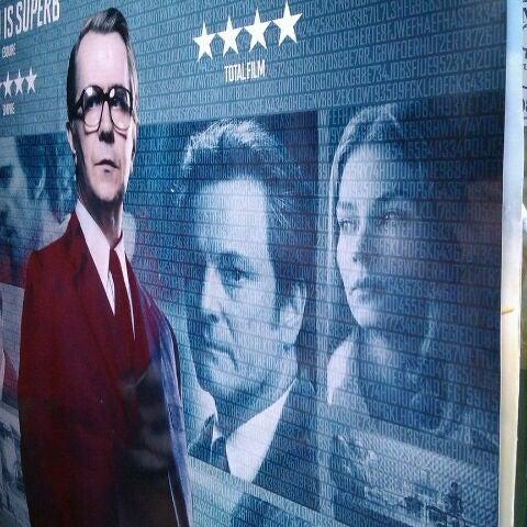 Photo taken at Balmoral Cineplex by Simon B. on 1/21/2012