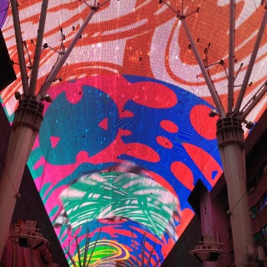 Photo taken at Downtown Las Vegas by Rachele L. on 5/20/2012