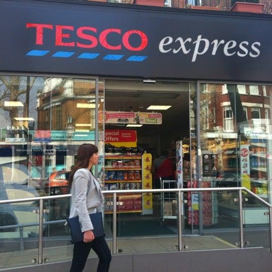 Tesco Express Store Finder