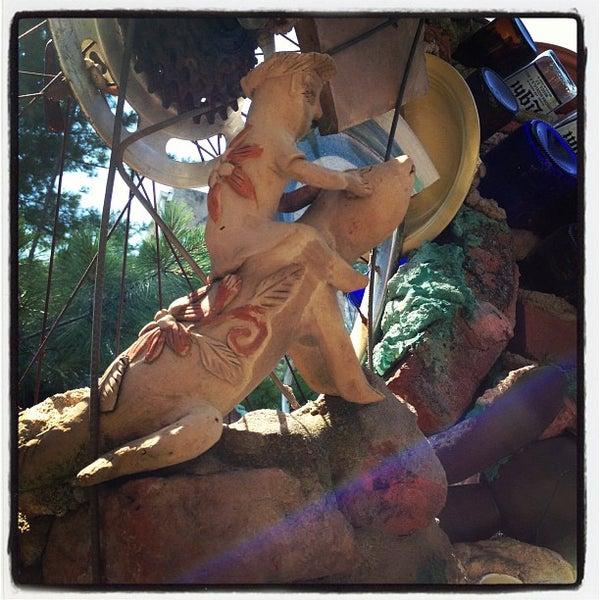 Photo taken at Philadelphia's Magic Gardens by Kaitlyn Boone V. on 6/10/2012