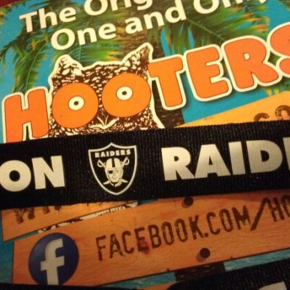 Photo taken at Hooters of Ontario by JJ W. on 9/11/2012
