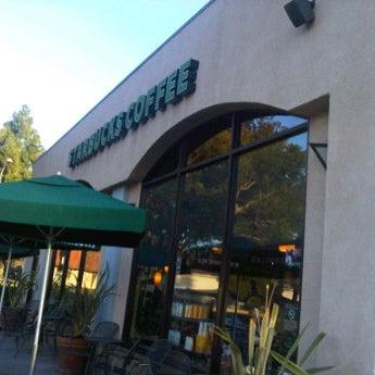 Photo taken at Starbucks by Darren S. on 1/12/2012