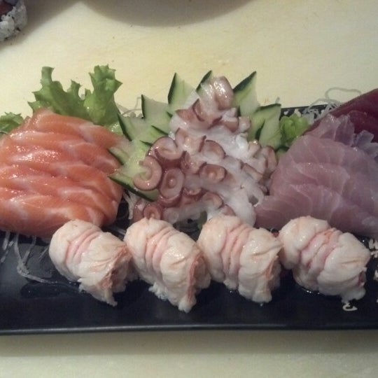 Photo taken at Joy Sushi by Samuel A. on 7/28/2012