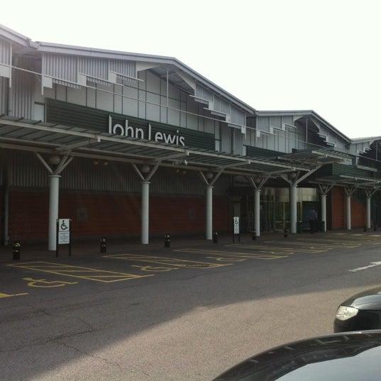 John Lewis Holmers Farm Way