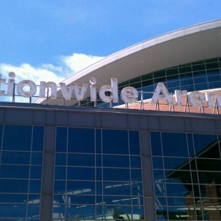 Photo taken at Nationwide Arena by Chad E. on 8/30/2011