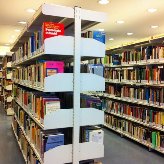 Todas las bibliotecas de madrid for Biblioteca de la uned madrid
