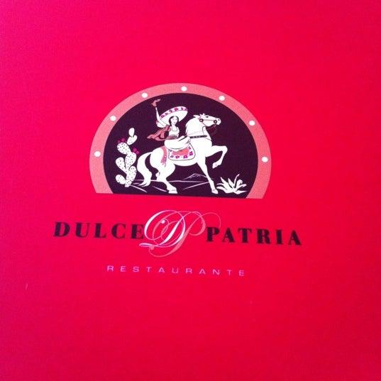 Foto tirada no(a) Dulce Patria por Juan M. em 11/13/2011